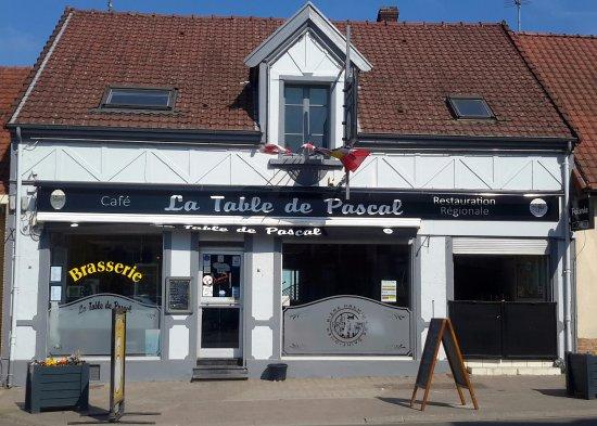 La Table De Pascal Souchez Restaurant Avis Numero De Telephone