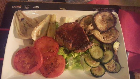 Oderzo, Italia: beaf steak