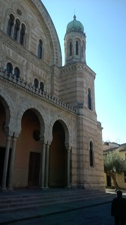 Synagogue et mus e h bra que florence tripadvisor - Musee des offices florence reservation ...