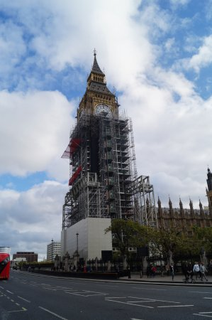 Menara Jam Big Ben: Big Ben