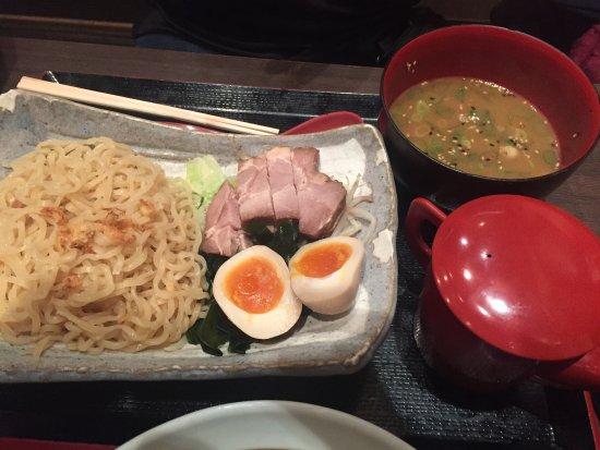 Takumi: Nuddles and soup