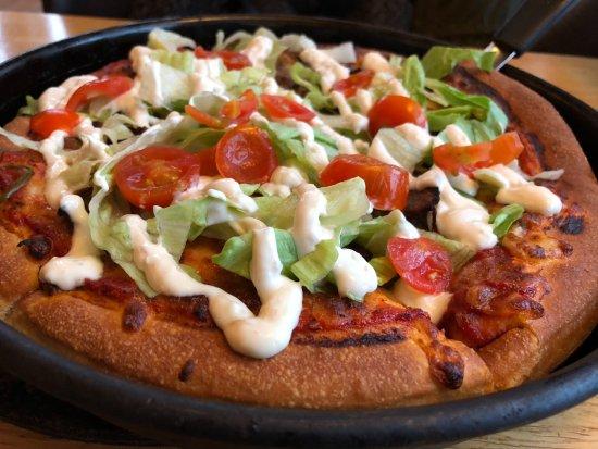 pizza hut lockarp