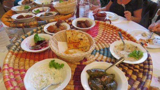 Marilena Restaurant : spécialités crétoises