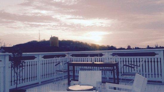 Pemenang, Indonesia: 3:rd floor roof top terrace