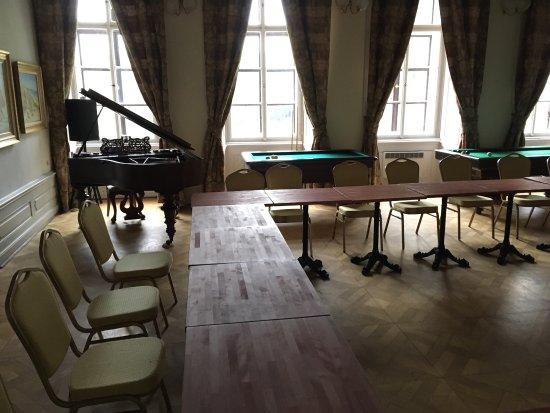 Гостачов, Чехия: Firemní meeting AP CZ