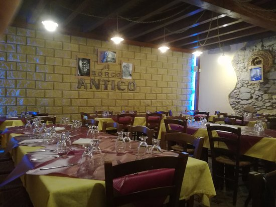 Men ristorante foto di al borgo antico rod milici tripadvisor - Ristorante borgo antico cucine da incubo ...