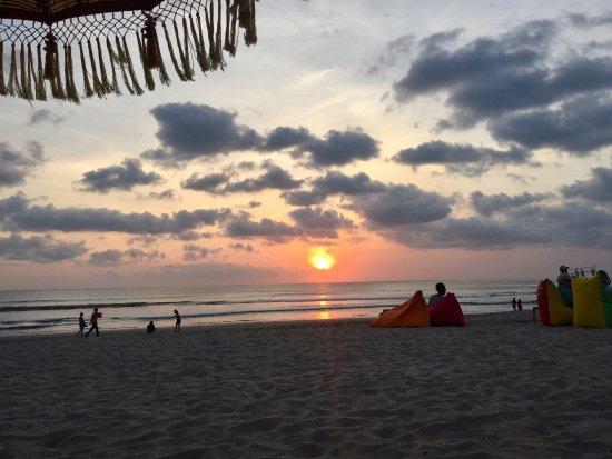 Legian, Indonesia: Sunset