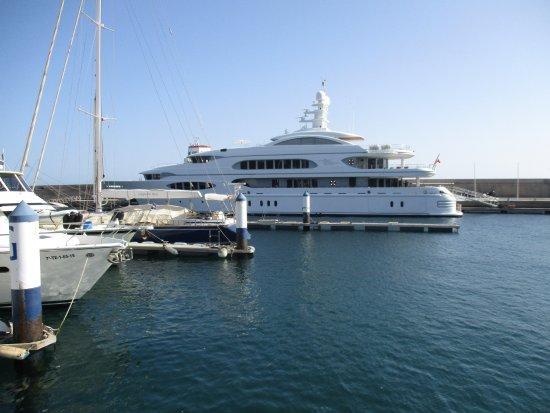 Yaiza, Spain: Nice boats