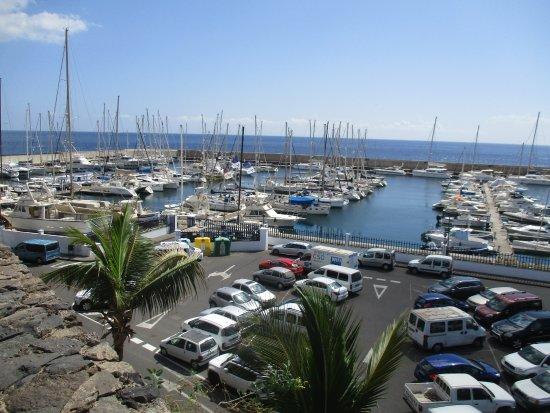 Yaiza, Spain: The marina