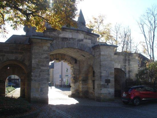 Forchheim, Alemania: Nürnberger Tor, Stadt (Nord-) seite