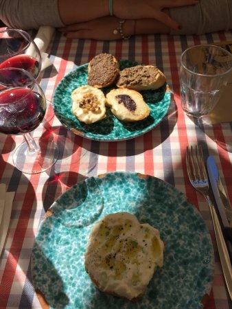 Sette di Vino: Antipasti