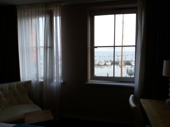 Hotel Old Dutch: havenzicht