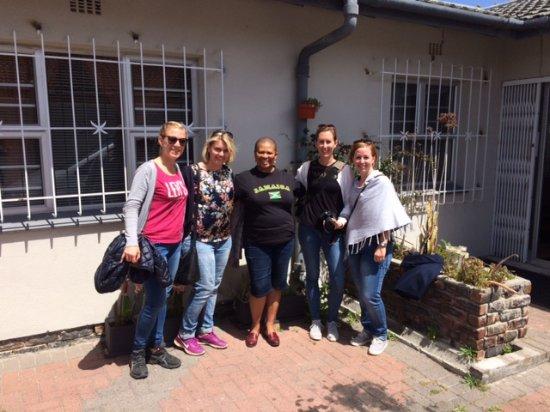 Guguletu, Южная Африка: Thank you, Laura!