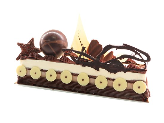patisserie Lamontagne : tarta de chocolate kif kif
