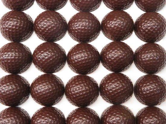 patisserie Lamontagne : Bolas de golf crujiente de avellanas