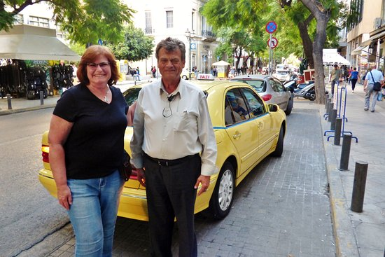 George's Taxi Photo