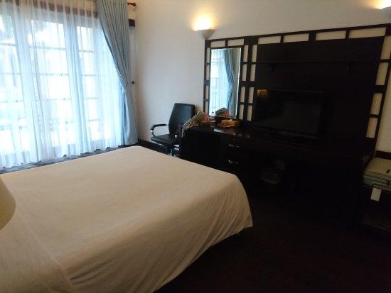 River Beach Resort: Chambre RDC
