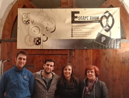 Escape Room Genesi
