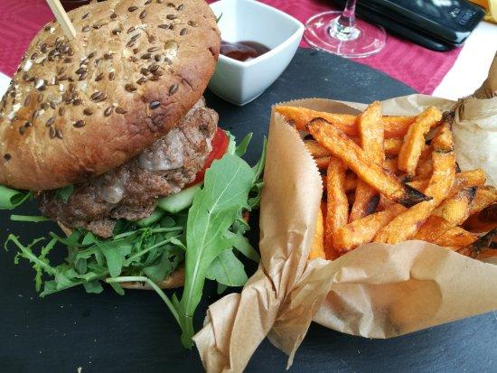 Hamilton Kunst Ess Bar: Burger