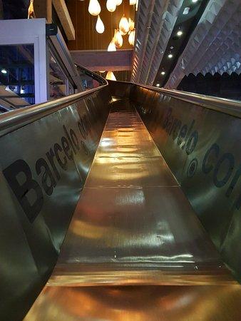 Barcelo Malaga: Want a slide
