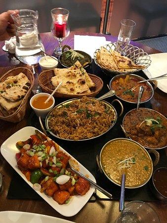 Indian Restaurants Ifield