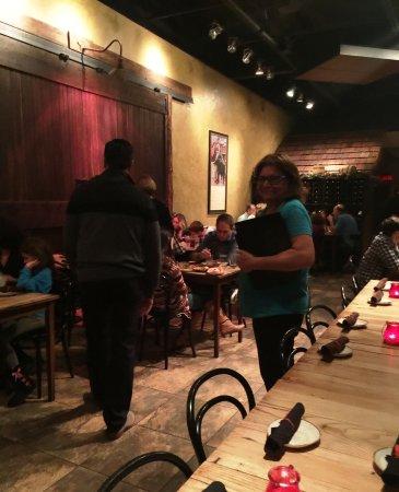 Mahwah, Nueva Jersey: Dinning area