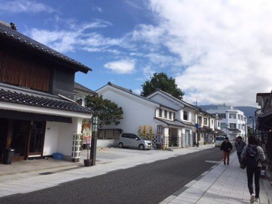 蔵造りの中町通り - 松本市、中...
