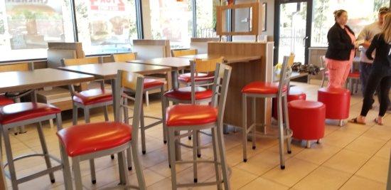 Tabor City, NC: Seating