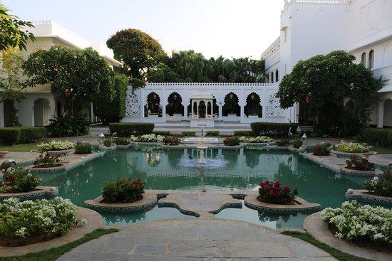 Taj Lake Palace Udaipur Photo
