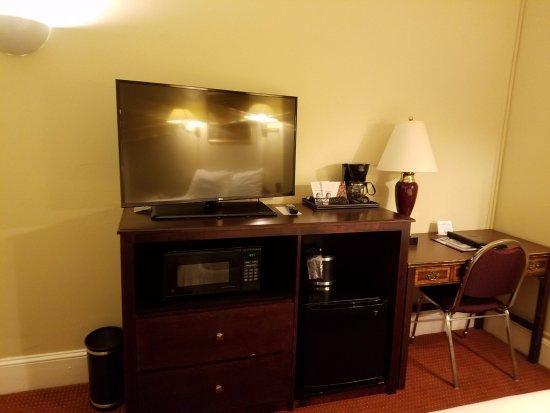 Boston Hotel Buckminster: Room