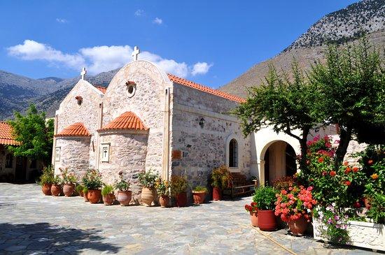 Krousonas, Grækenland: chapelle
