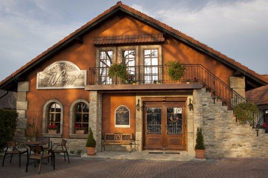 Izbicko, Poland: Restauracja