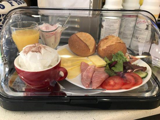 Erkelenz, Almanya: Eis Café Teza