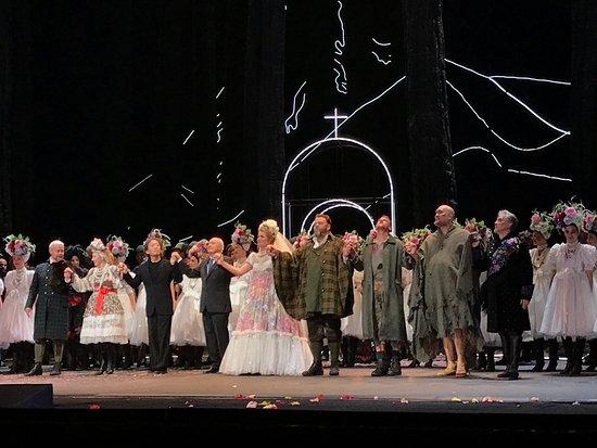 Scala Theater Tour