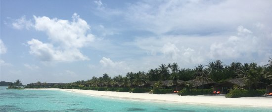 Gasfinolhu Island Foto