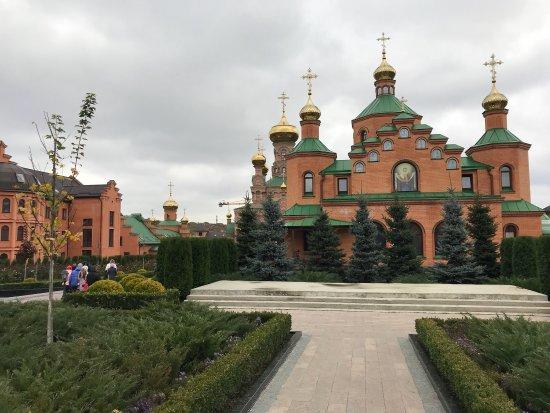 Holy Protection Goloseyevskiy Monastery