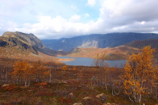 Beitostolen, Noruega: Valdresflye