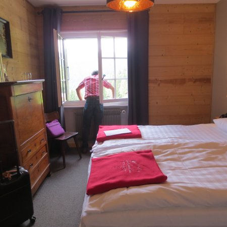 Caux, Switzerland: Dormitorio