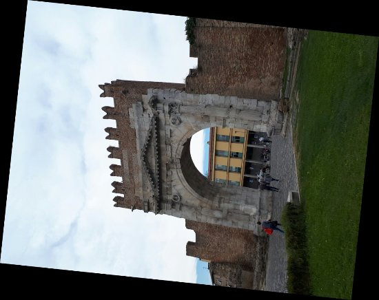 Arco d'Augusto: 20171022_135438_large.jpg
