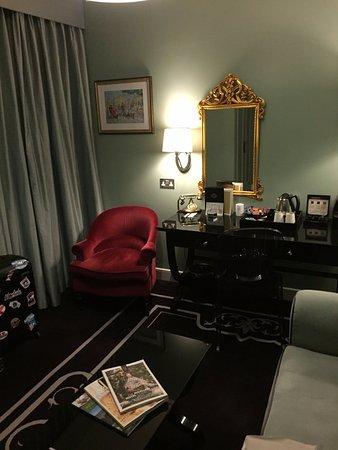 Francis Hotel Bath - MGallery by Sofitel: Living area