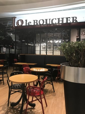 restaurant jo le boucher dans saint herblain avec cuisine fran aise. Black Bedroom Furniture Sets. Home Design Ideas