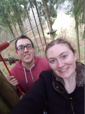 Go Ape Wendover: Having fun in the trees