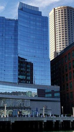 InterContinental Boston: Views
