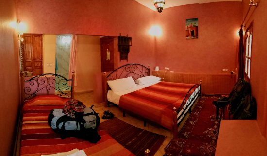 Aoufous, Maroko: 3 bed room