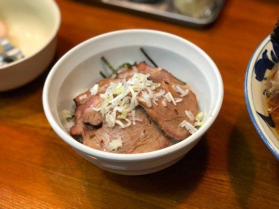 Machida, Japonya: ちゃーシュー丼