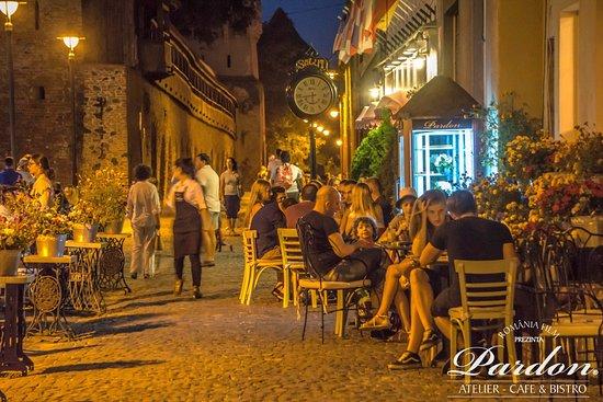 Pardon Cafe Amp Restaurant Sibiu Restaurant Reviews