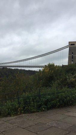 Clifton Suspension Bridge: The bridge