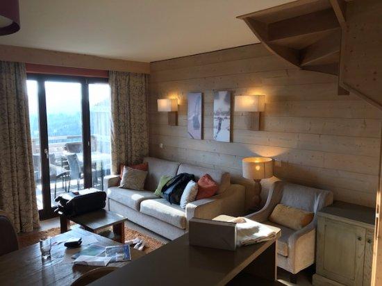 Foto de Apartamentos Pierre & Vacances Premium L'Amara