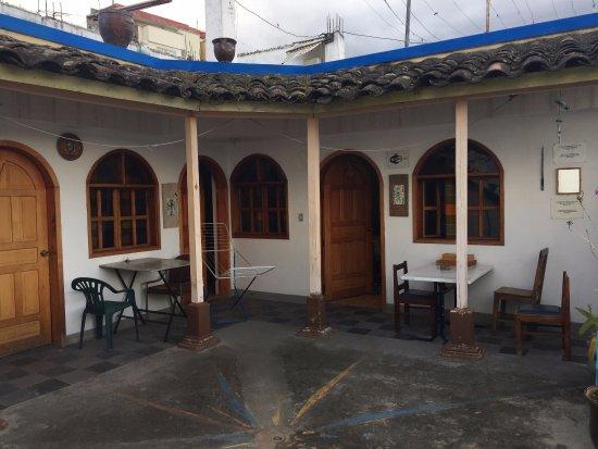 Hostal Chasqui: Terrace