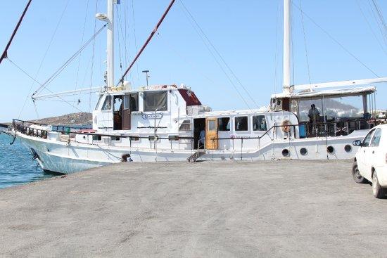 Old Town: notre bateau